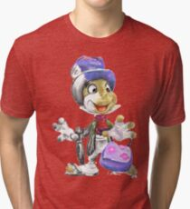 Charcoal and Oil - Jiminy Cricket Vintage T-Shirt
