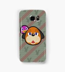 DUCK HUNT DUO ANIMAL CROSSING Samsung Galaxy Case/Skin
