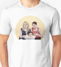 Everyone's up for popcorn Unisex T-Shirt