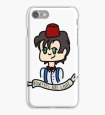 Doctor Who Bowties Are Cool iPhone Case/Skin