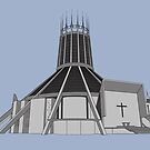 Liverpool Metropolitan Cathedral by Fotopia