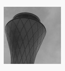 Edinburgh control tower Photographic Print