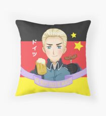 APH Germany Throw Pillow