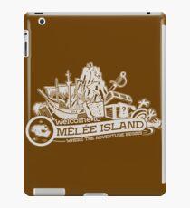 Welcome to melee island iPad Case/Skin
