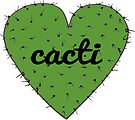 Cacti Love by Rob Price
