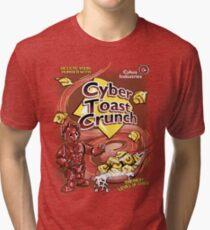 Cyber Toast Crunch Tri-blend T-Shirt