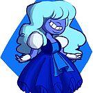 Sapphire! by otterlogic