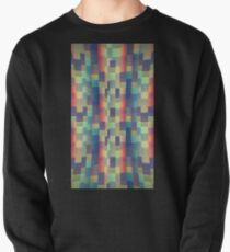 Stratosphere Color Collage Pullover