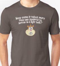 Squirrel Jokes - Spongebob T-Shirt