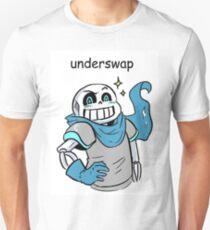 Underswap sans Unisex T-Shirt
