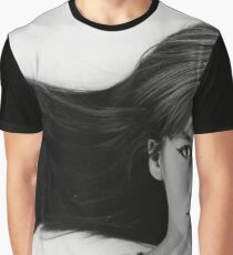 Françoise (Francoise) Hardy - History's Most Fashionable Hair Graphic T-Shirt