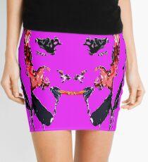 Zwillings Kuss Mini Skirt