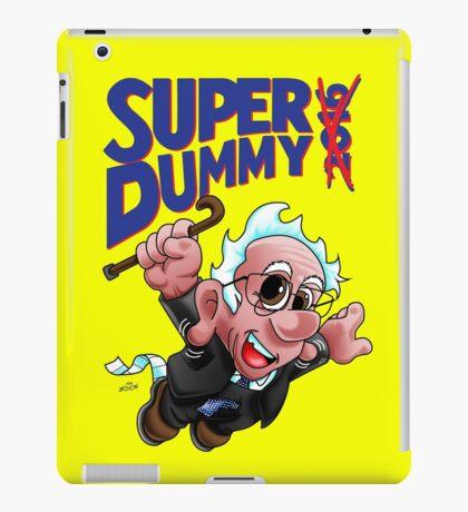 Super Dummy iPad Case/Skin