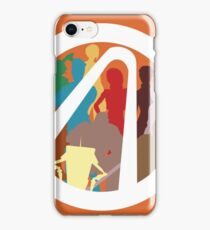 Borderlands Character Design iPhone Case/Skin