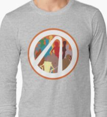 Borderlands Character Design Long Sleeve T-Shirt