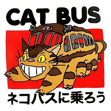 Cat Bus by davidojames