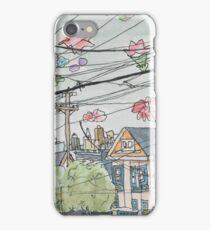 San Francisco Houses #7 iPhone Case/Skin