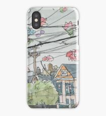 San Francisco Houses #7 iPhone Case