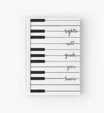 Lichter werden Sie nach Hause führen Notizbuch