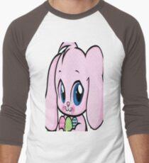 Cute Easter Bunny Men's Baseball ¾ T-Shirt