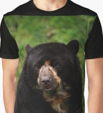 Andean Bear Graphic T-Shirt