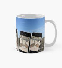 Selfie Zone Sourire Mug