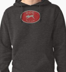Badge of honour Pullover Hoodie