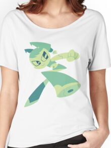 Jenny - My Life As A Teenage Robot Women's Relaxed Fit T-Shirt