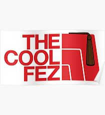 The Cool Fez Poster