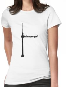 Telespargel Womens Fitted T-Shirt