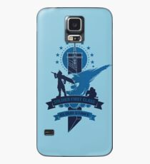 Funda/vinilo para Samsung Galaxy Final Fantasy 7 Cloud Strife