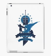 Final Fantasy 7 Cloud Strife iPad Case/Skin