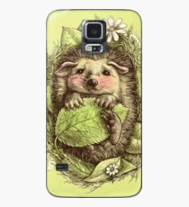 Little hedgehog colored Case/Skin for Samsung Galaxy