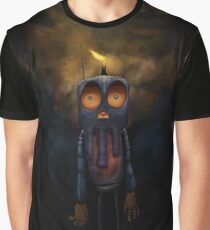 The Life of Sketch Graphic T-Shirt
