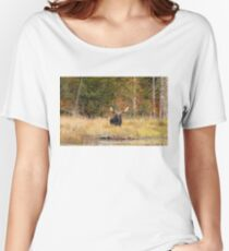 Bull Moose, Algonquin Park Women's Relaxed Fit T-Shirt