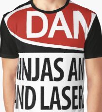 DANGER: There's danger afoot! Graphic T-Shirt