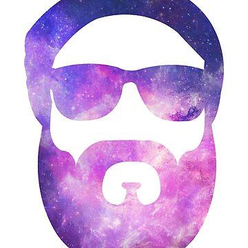 Galaxy Hipster by PatrickNewton