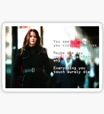 Root Let Her Go Sticker