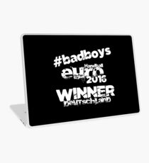 Vinilo para portátil GANADOR balonmano BadBoys-euro2016