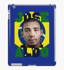 Jose Aldo Brazilian Beast iPad Case/Skin