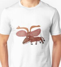 Xander The Moose With The Big Ears Unisex T-Shirt
