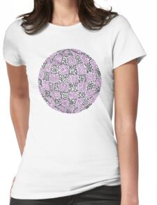Sphere Womens Fitted T-Shirt