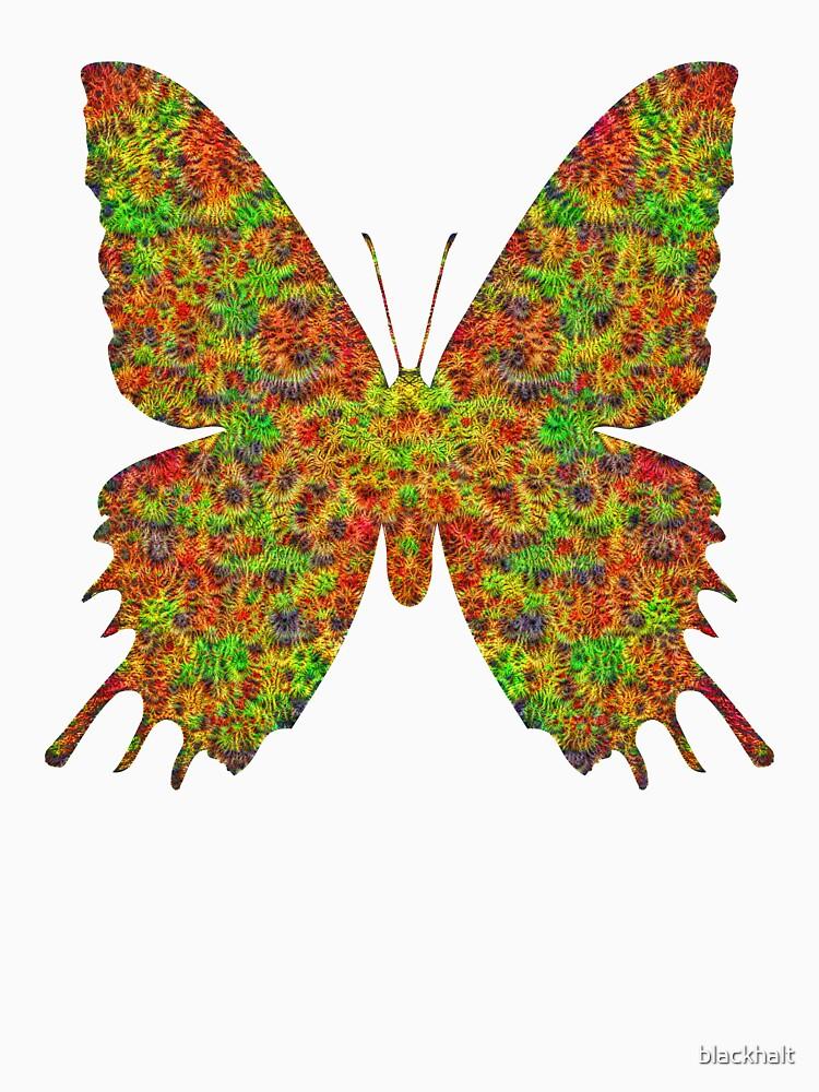 Butterfly by blackhalt