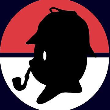 Pikachu Holmes Profile by CloakAndDaggers