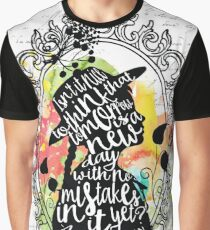 Anne Shirley - Tomorrow Graphic T-Shirt