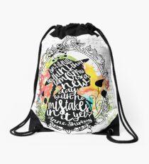 Anne Shirley - Tomorrow Drawstring Bag