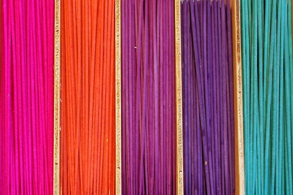 Just sticks by Arie Koene