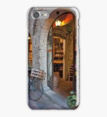 Enoteca iPhone Case/Skin