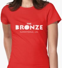 The Bronze – Buffy the Vampire Slayer, Sunnydale Women's Fitted T-Shirt