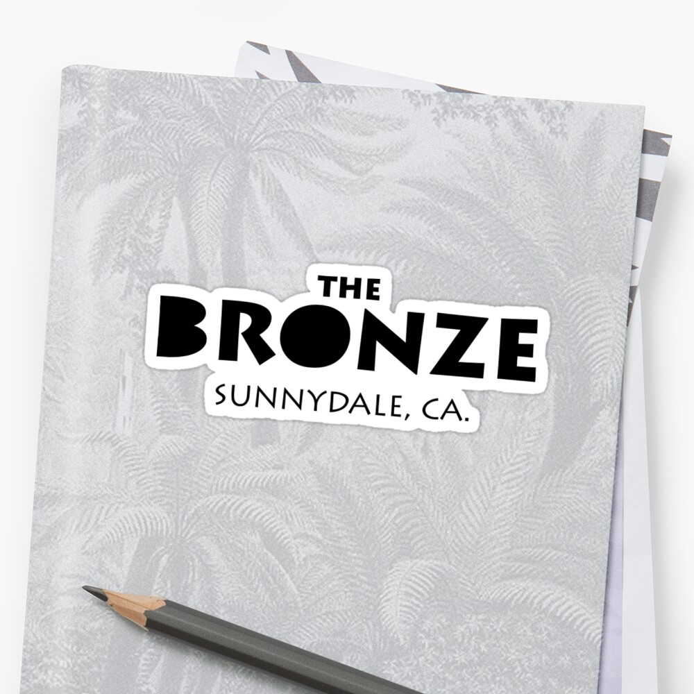 The Bronze – Buffy the Vampire Slayer, Sunnydale by fandemonium